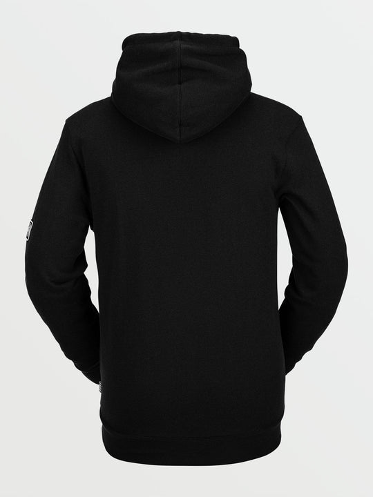 JLA P/OVER FLEECE (G4152103_BLK) [B]