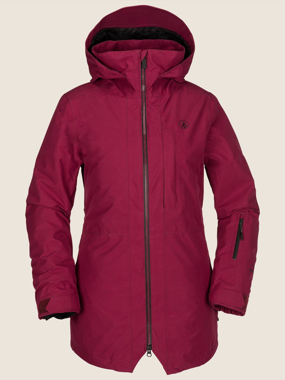 Snowboarding – Gore Jacket Volcom Tex 1 Outdoor Iris 3 In qOqYZ