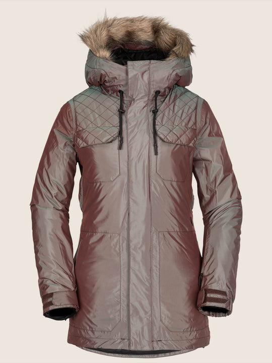 Veste de snow Shadow Ins  - Iridescent Magenta