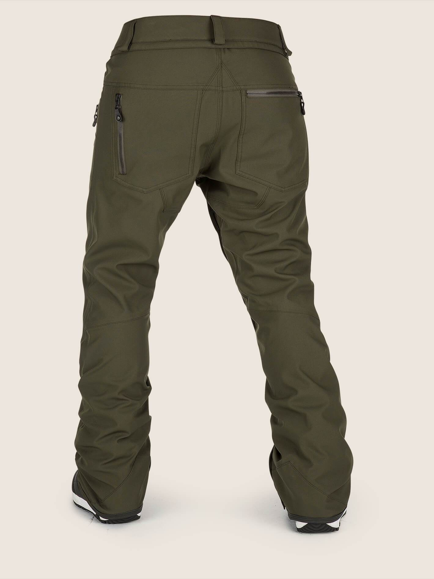 Iron Stretch Pant Snowboarding | Volcom Outdoor – Volcom