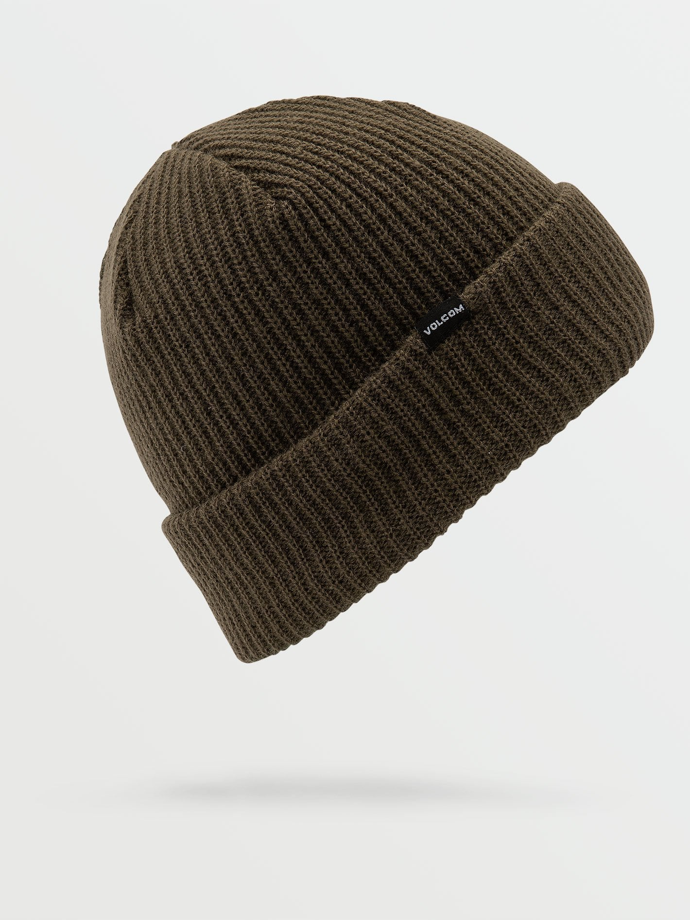 Bonnet Sweep Lined - Black Military