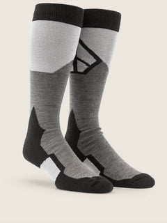 Chaussettes Synth  - Vintage Black