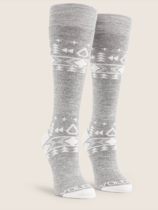 Chaussettes Tundra Tech  - Heather Grey