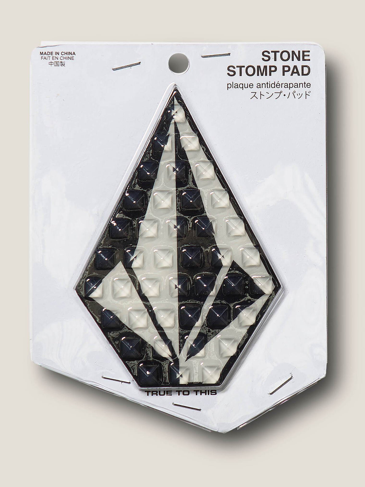Pad Stone Stomp - Black (Enfant)