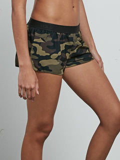 Boardshort Cant Sea Me 2'' - Dark Camo