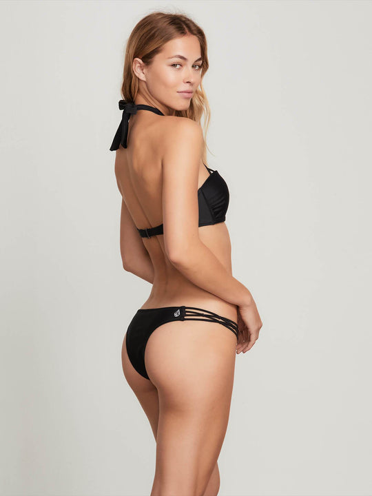 Simply Solid Tiny Bottoms - Black