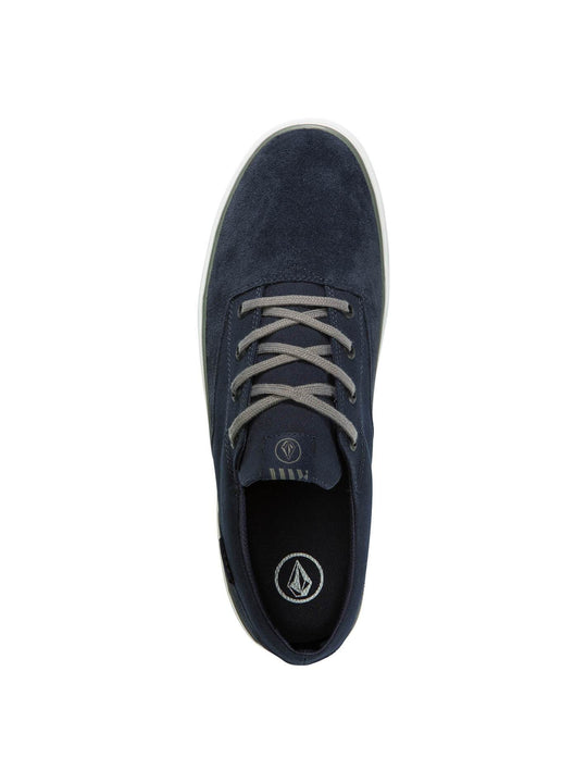 Chaussures Draw Lo Suede  - Blue Combo