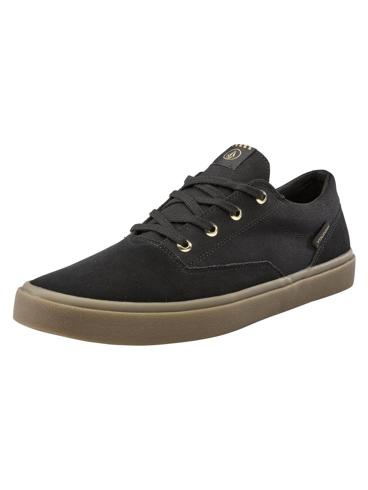 Draw Lo Suede Shoe - Black Out (V4011899_BKO) [5]