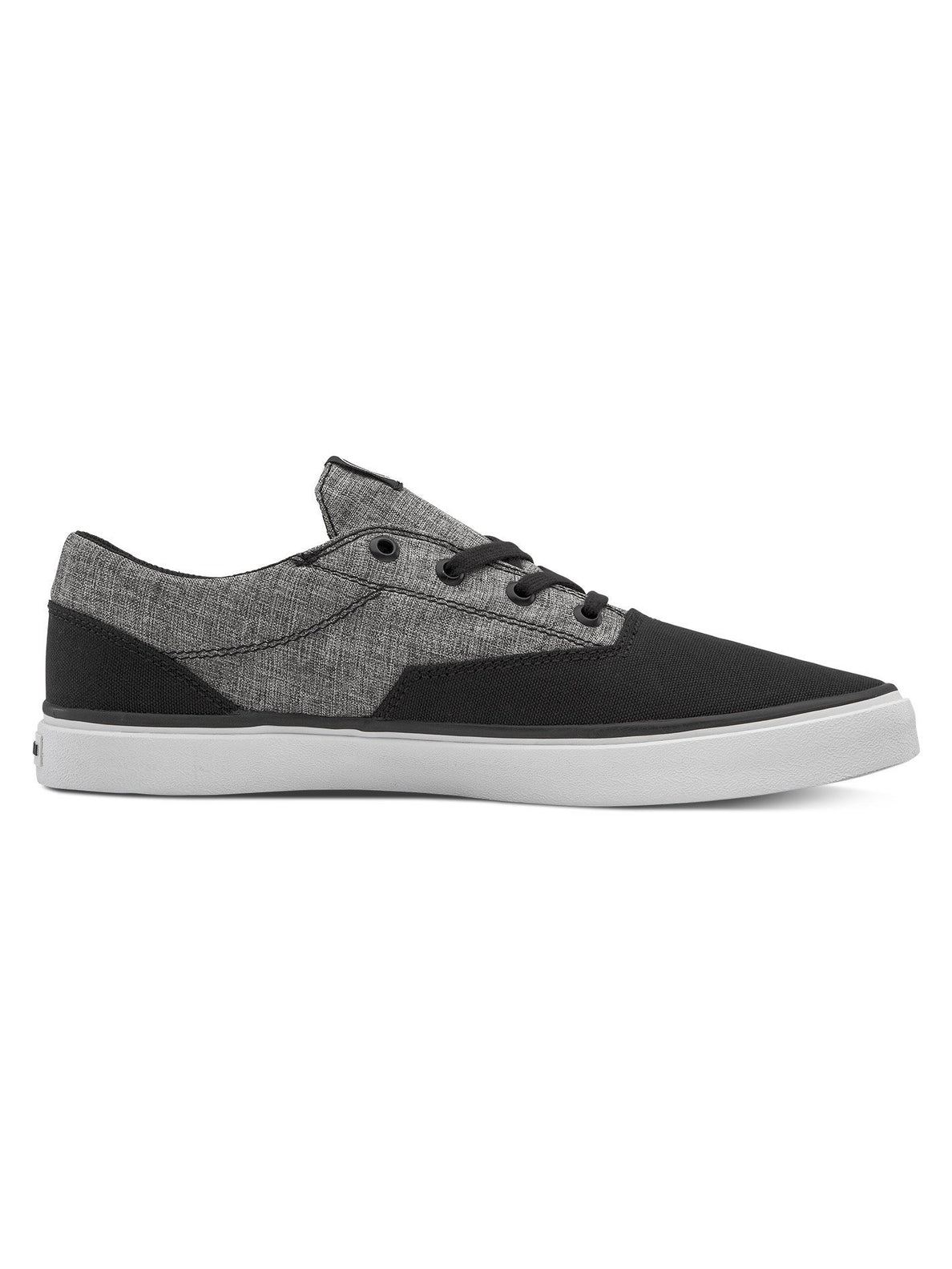 Draw Lo Shoe - Heather Black (V4031710_HBK) [2]