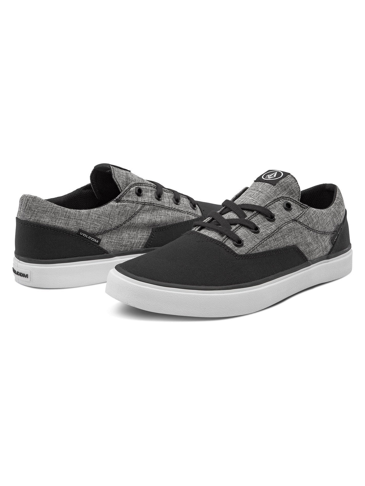 Draw Lo Shoe - Heather Black (V4031710_HBK) [F]
