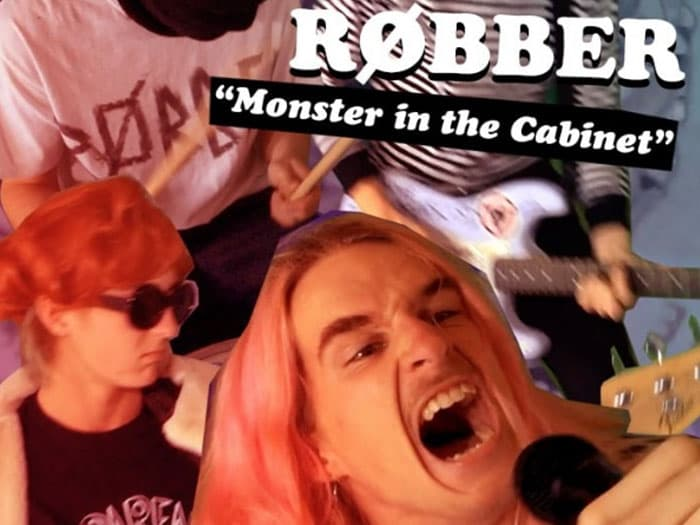 "Week 16: Robber, ""Monster in the Cabinet"" 
