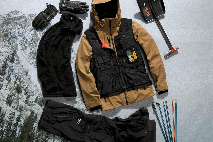 The Pros Backcountry Essentials Kits