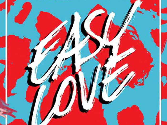 "BURGER RECORDS X VOLCOM PRESENT CYBER SINGLES CLUB: EASY LOVE ""THE ECHO"""