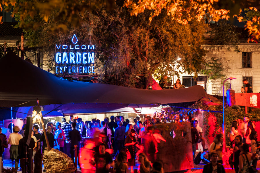 THE VOLCOM GARDEN EXPERIENCE EUROPEAN TOUR - STOP 3, BORDEAUX, FRANCE