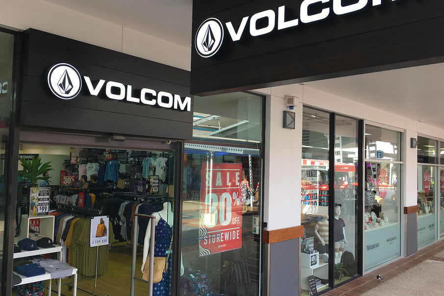 Volcom Harbour Town