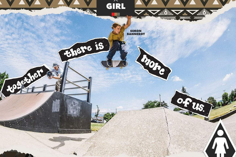 Volcom X Girl Skateboards Collection