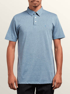 Polo-Shirt Wowzer - Wrecked Indigo