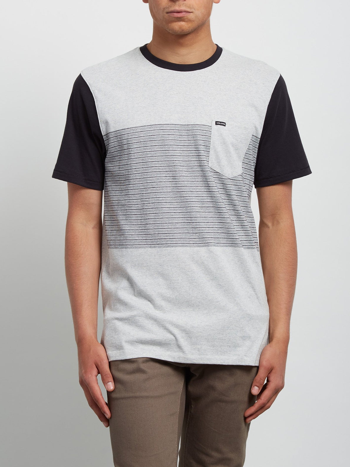 Pocket T-Shirt Threezy - Mist
