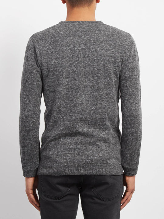 Uperstand  Pullover - Heather Grey