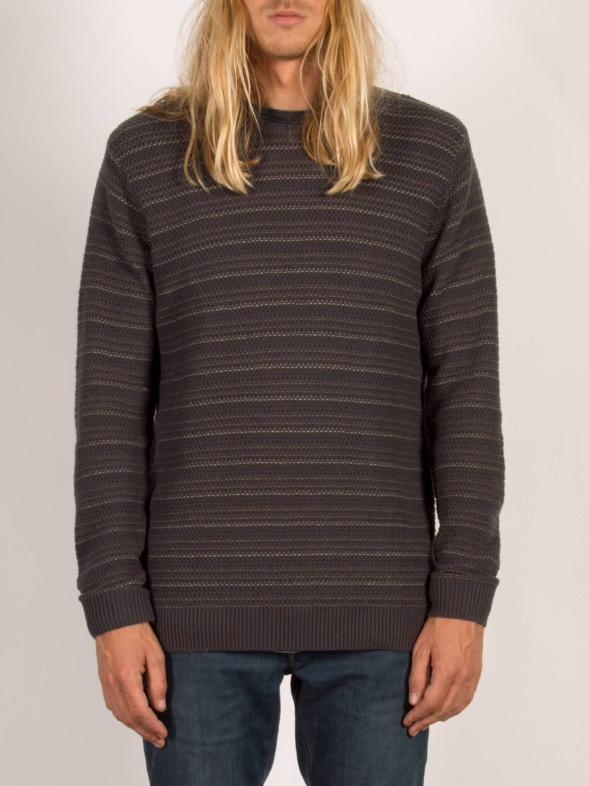 Pullover Newstone - Pewter