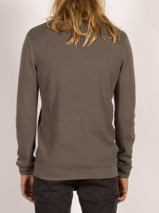 Sweatshirt Sundown - Heather Grey