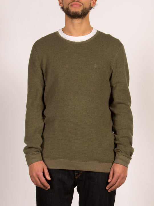 Sweatshirt Sundown - Military