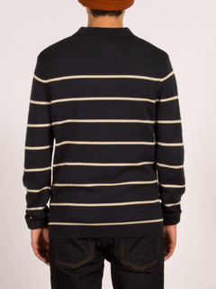 KRAYSTONE SWEATER NAVY