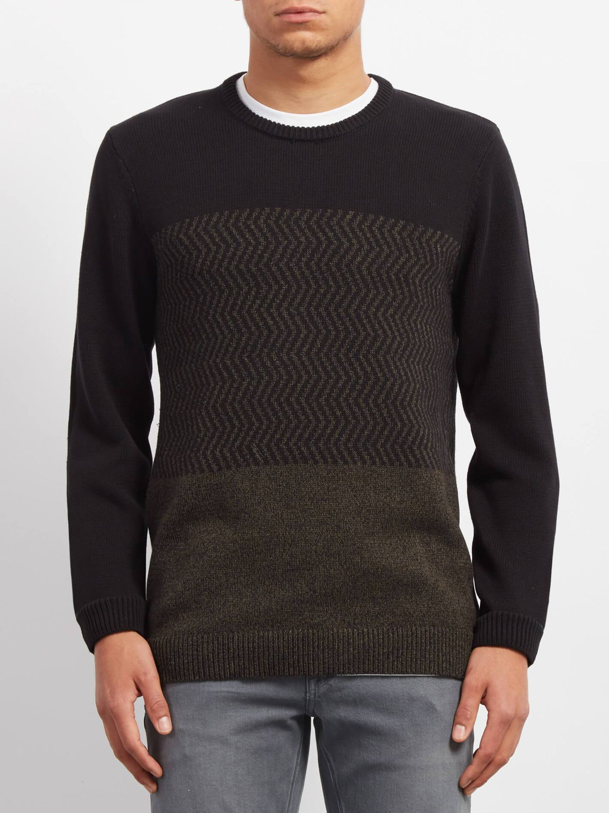 Bario  Update Pullover - Black