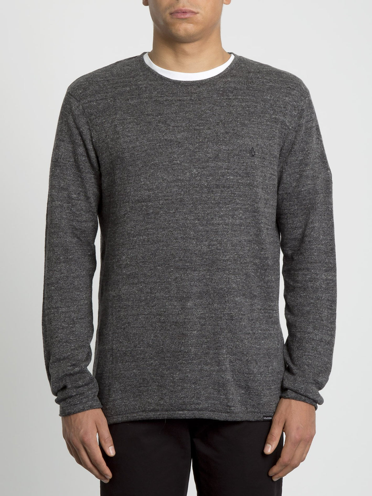 Uperstand Sweater - Heather Grey (A0731900_HGR) [F]