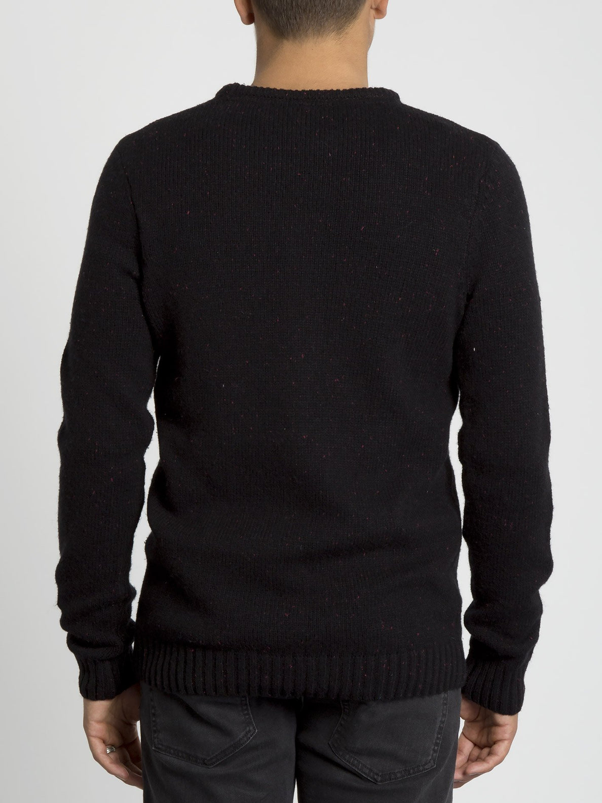 Edmonder Sweater - Black (A0731902_BLK) [B]