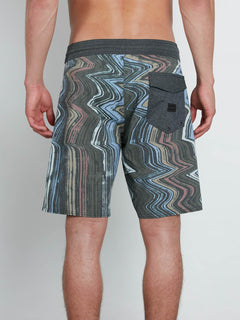 Boardshorts Lo Fi Stoney 19 - Stealth