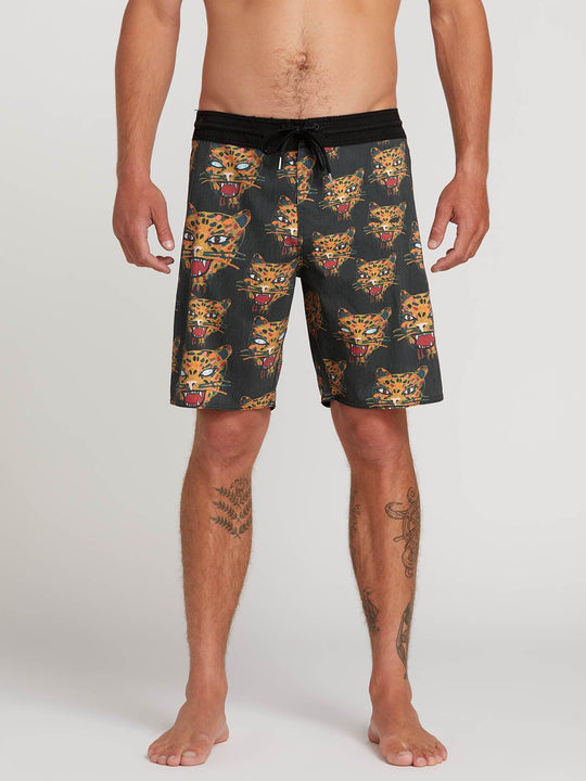 "Ozzie Stoney 19"" Boardshorts - Multi"