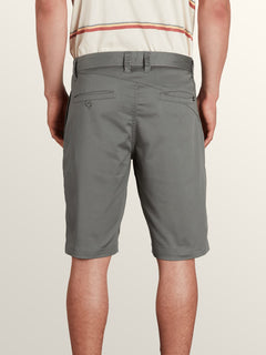 Chino-Shorts Frickin Modern Stretch - Dusty Green