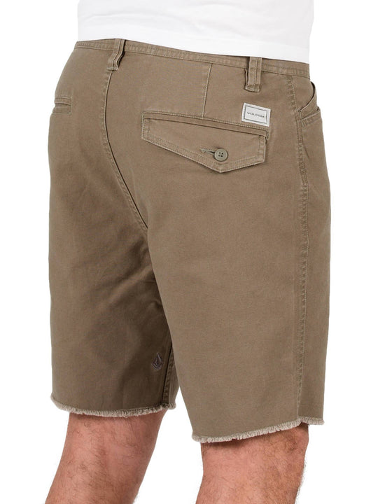 Volcom Stone Made  Atwell Short - Military