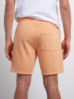 Shorts Case Fleece - Summer Orange