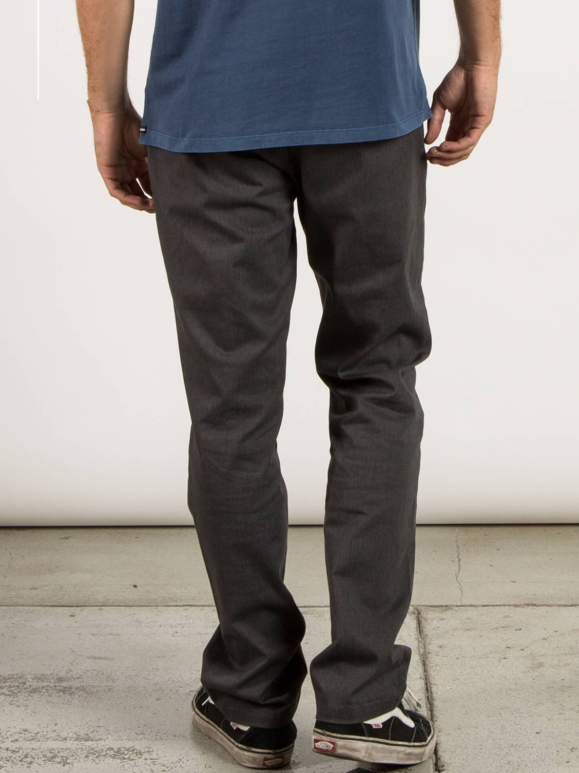 Frickin Modern Stret Hose - Charcoal Heather