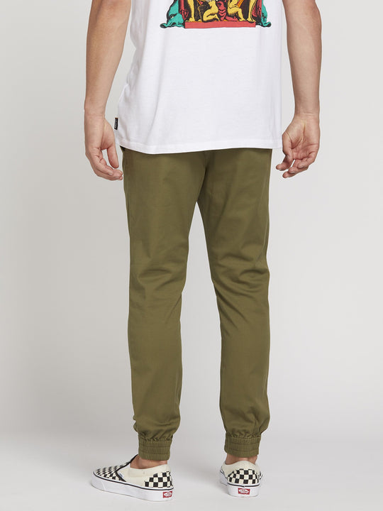 Frickin Modern Tapered Hose - Army