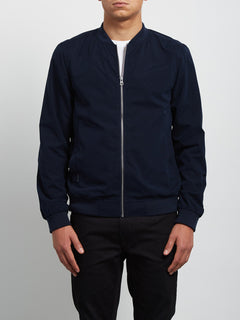 Burnward Jacket - Navy