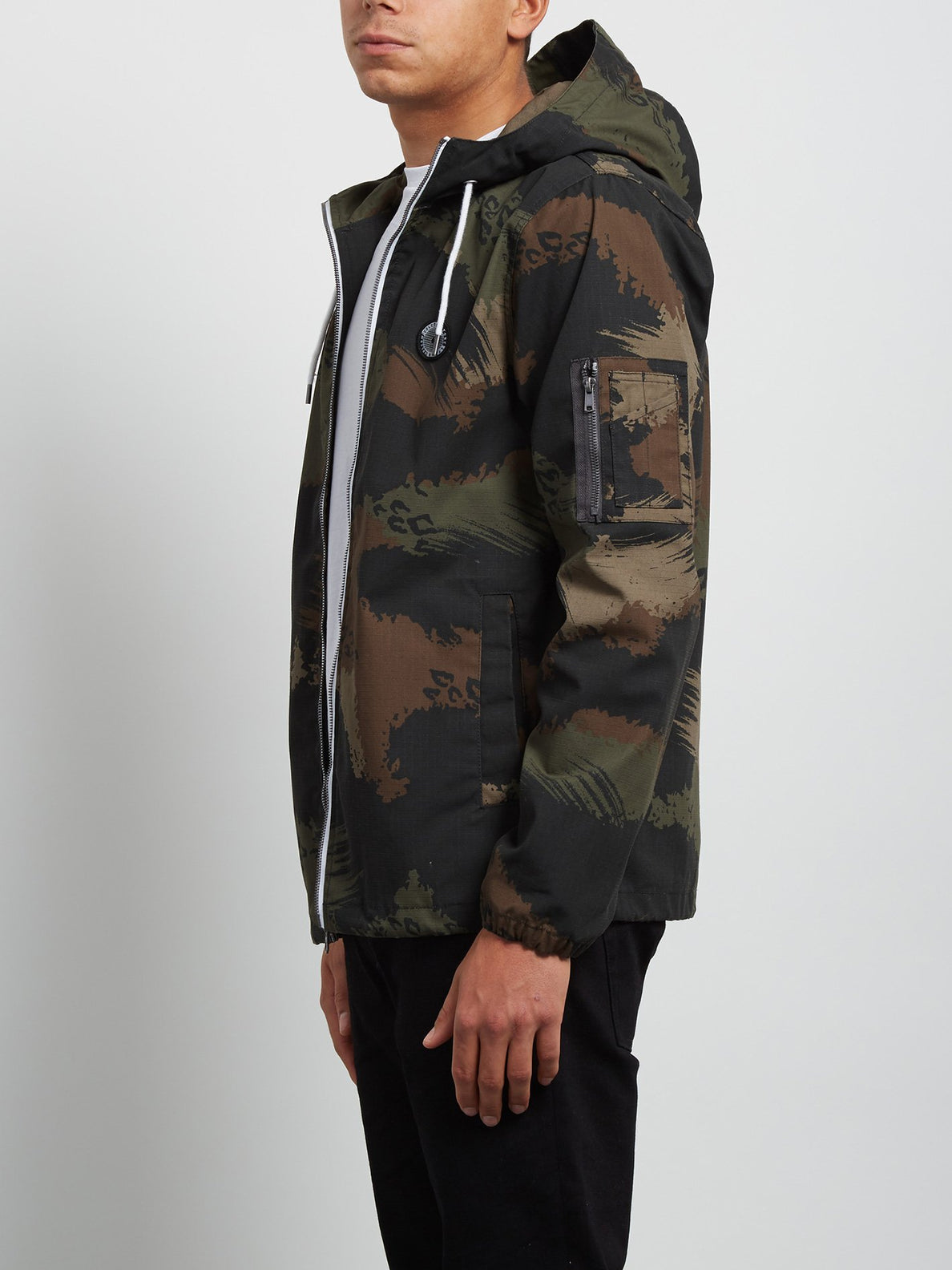 Ace Of Spade Jacket - Camouflage
