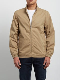 Jacke Hopton - Sand Brown