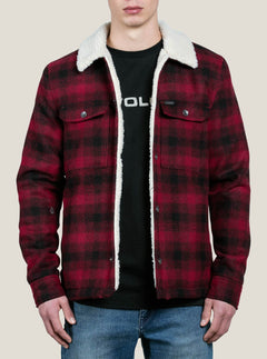 Keaton Jacke - Plaid
