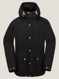 Winterparka Wenson - Black