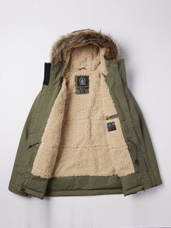 Lidward 5K Jacket - Army Green Combo (A1731905_ARC) [10]