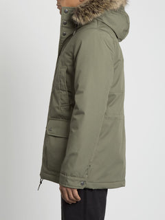 Lidward 5K Jacket - Army Green Combo (A1731905_ARC) [1]