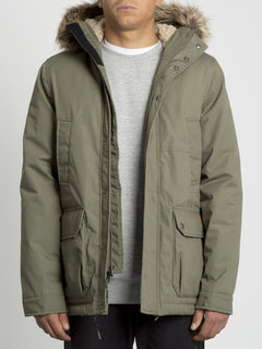 Lidward 5K Jacket - Army Green Combo (A1731905_ARC) [2]