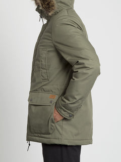 Lidward 5K Jacket - Army Green Combo (A1731905_ARC) [5]