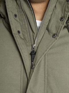 Lidward 5K Jacket - Army Green Combo (A1731905_ARC) [7]