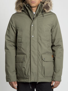 Lidward 5K Jacket - Army Green Combo (A1731905_ARC) [F]