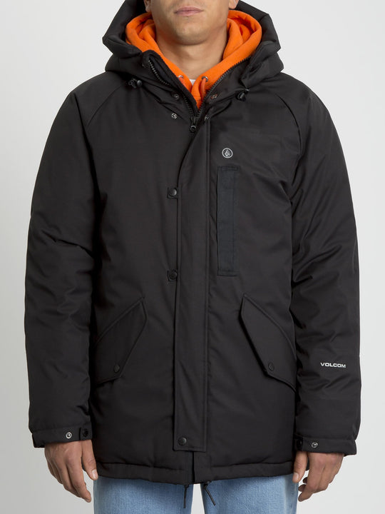 Interzone 5K Jacket - Black (A1731912_BLK) [F]