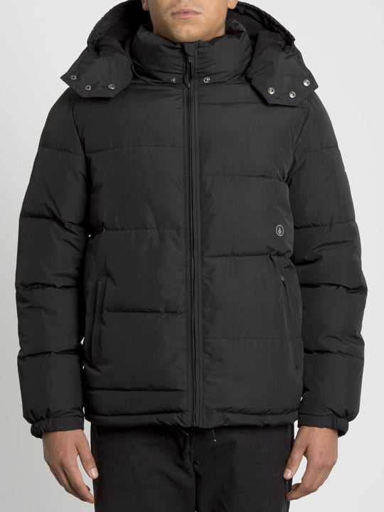 Artic Loon 5K Jacket - Black (A1731914_BLK) [F]